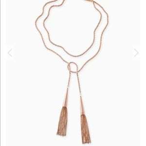 Kendra Scott Phara Lariat Necklace